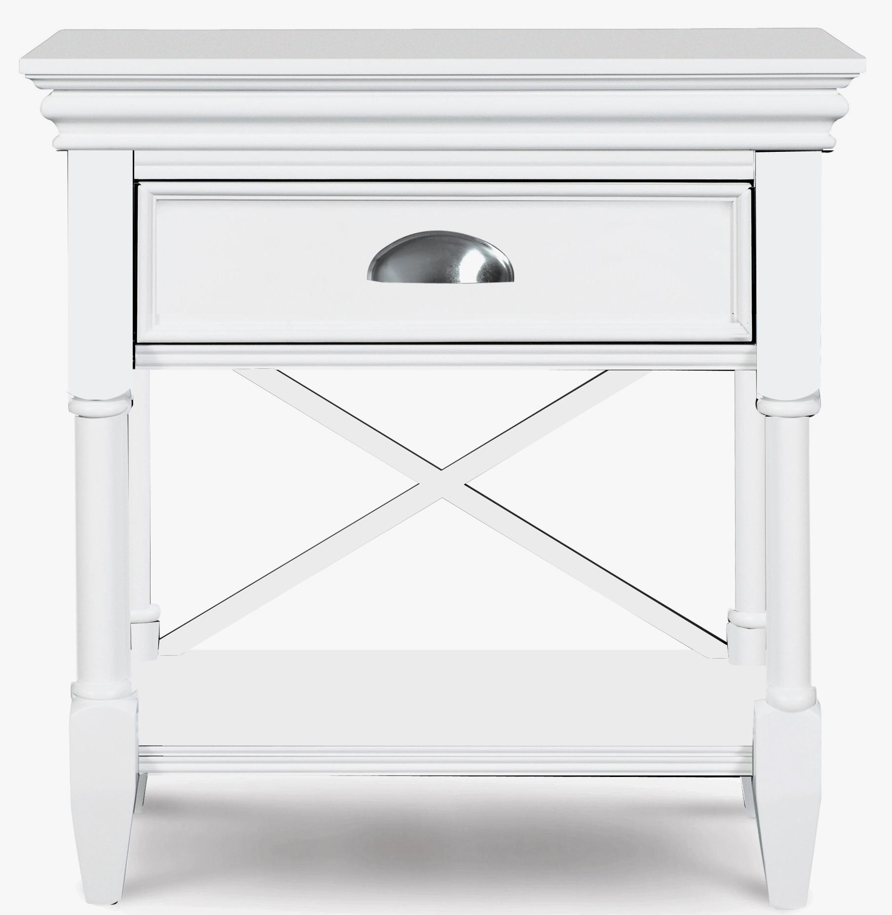 Magnussen Home Kasey  Open Nightstand - Item Number: B2026-05