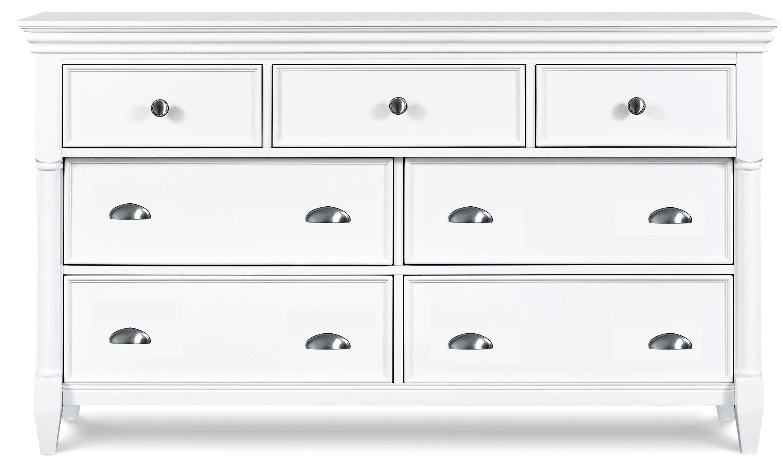 Magnussen Home Kasey  Drawer Dresser - Item Number: B2026-20