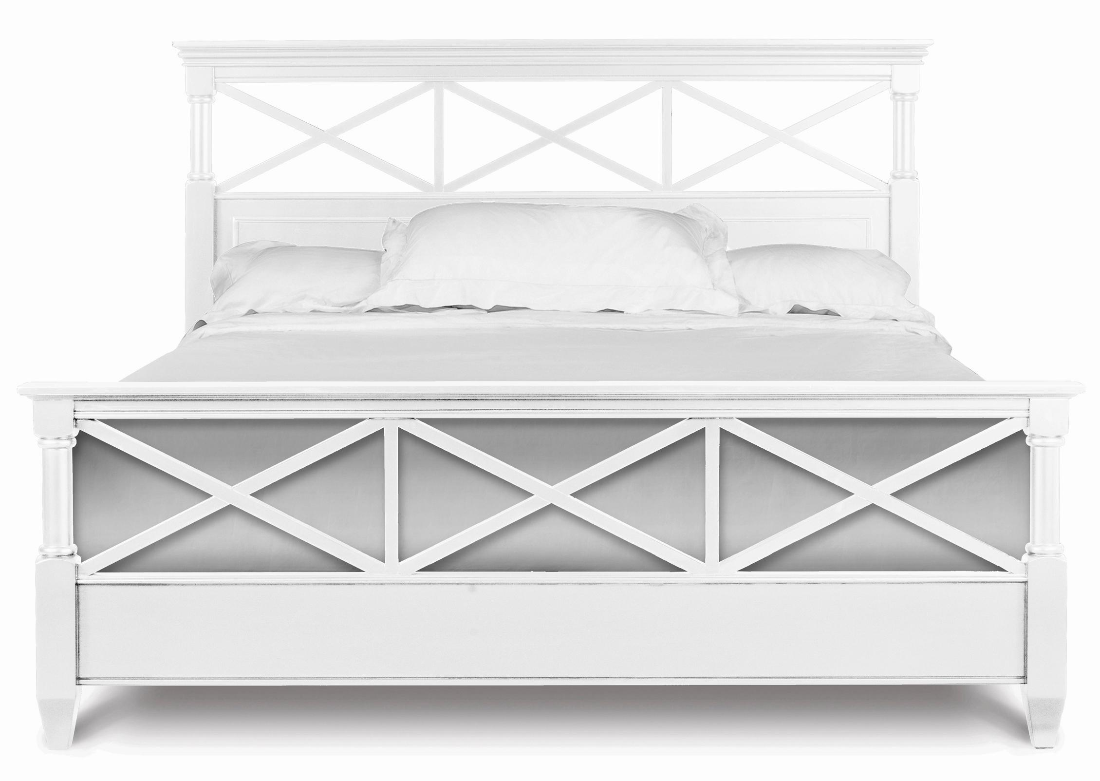 Magnussen Home Kasey  King Panel Bed - Item Number: B2026-64H+F+54R
