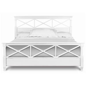 Magnussen Home Kasey  King Panel Bed