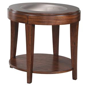 Belfort Select Keaton Oval End Table