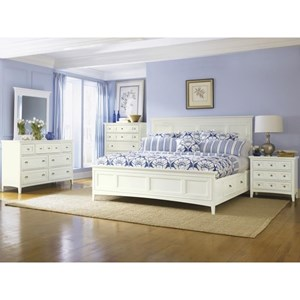 Magnussen Home Kentwood King Bedroom Group