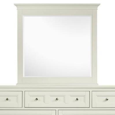 Magnussen Home Kentwood Landscape Mirror - Item Number: B1475-40
