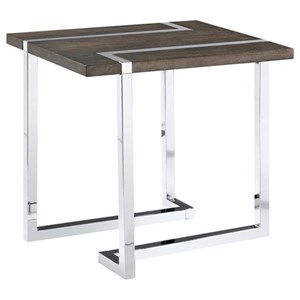 Belfort Select Kieran T4215 Rectangular End Table