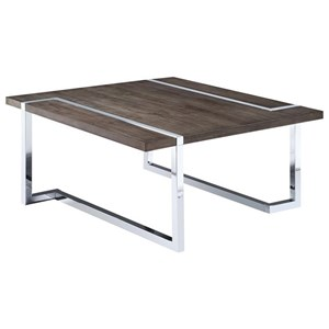 Belfort Select Kieran T4215 Square Cocktail Table