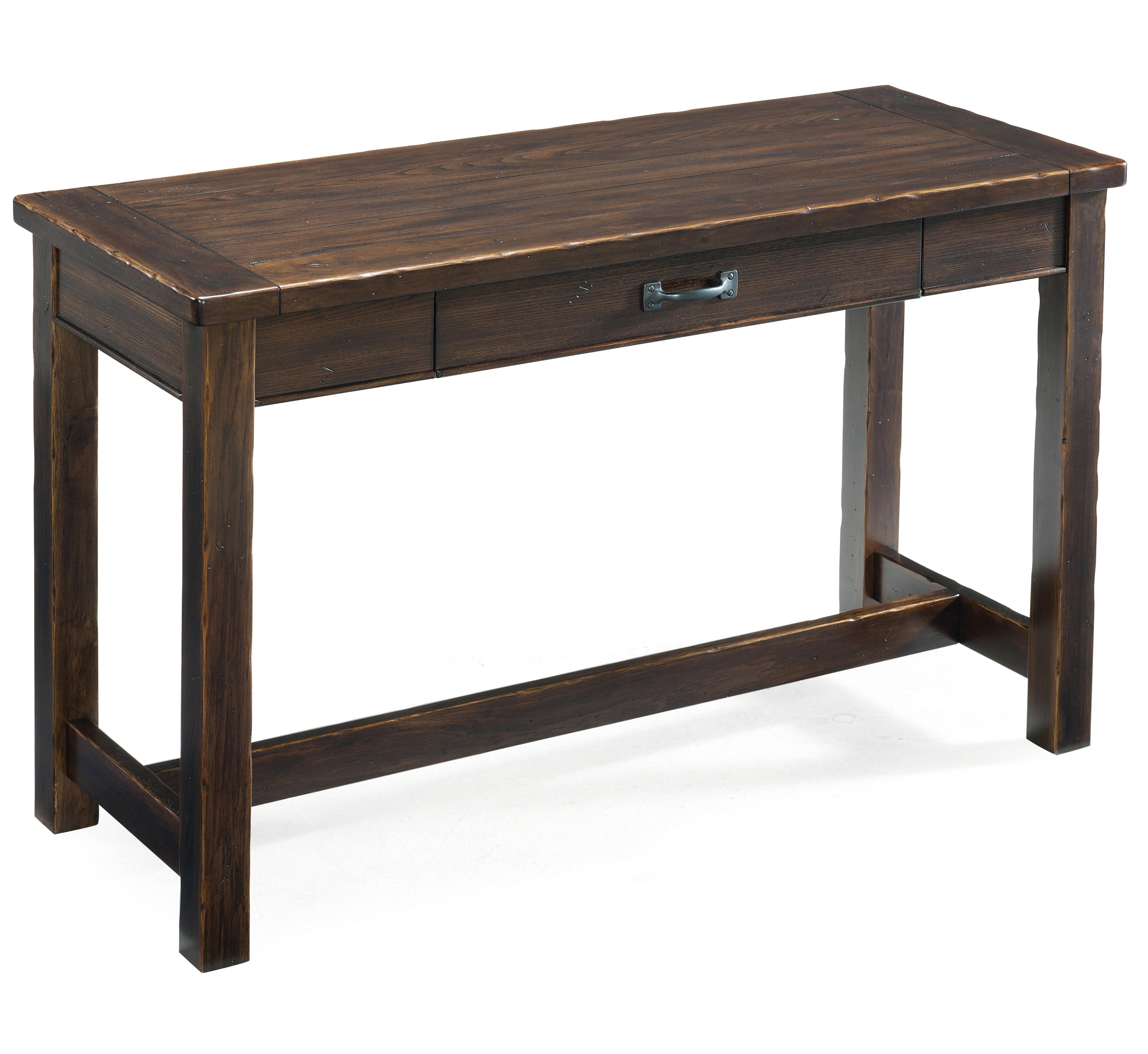 Magnussen Home Kinderton Rectangular Sofa Table - Item Number: T2398-73