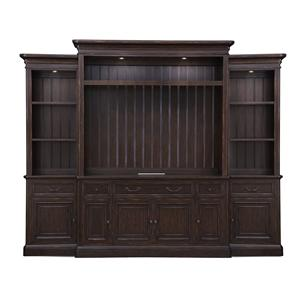 Belfort Select Lafayette Entertainment Wall Unit