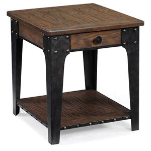 Magnussen Home Lakehurst Rectangular End Table