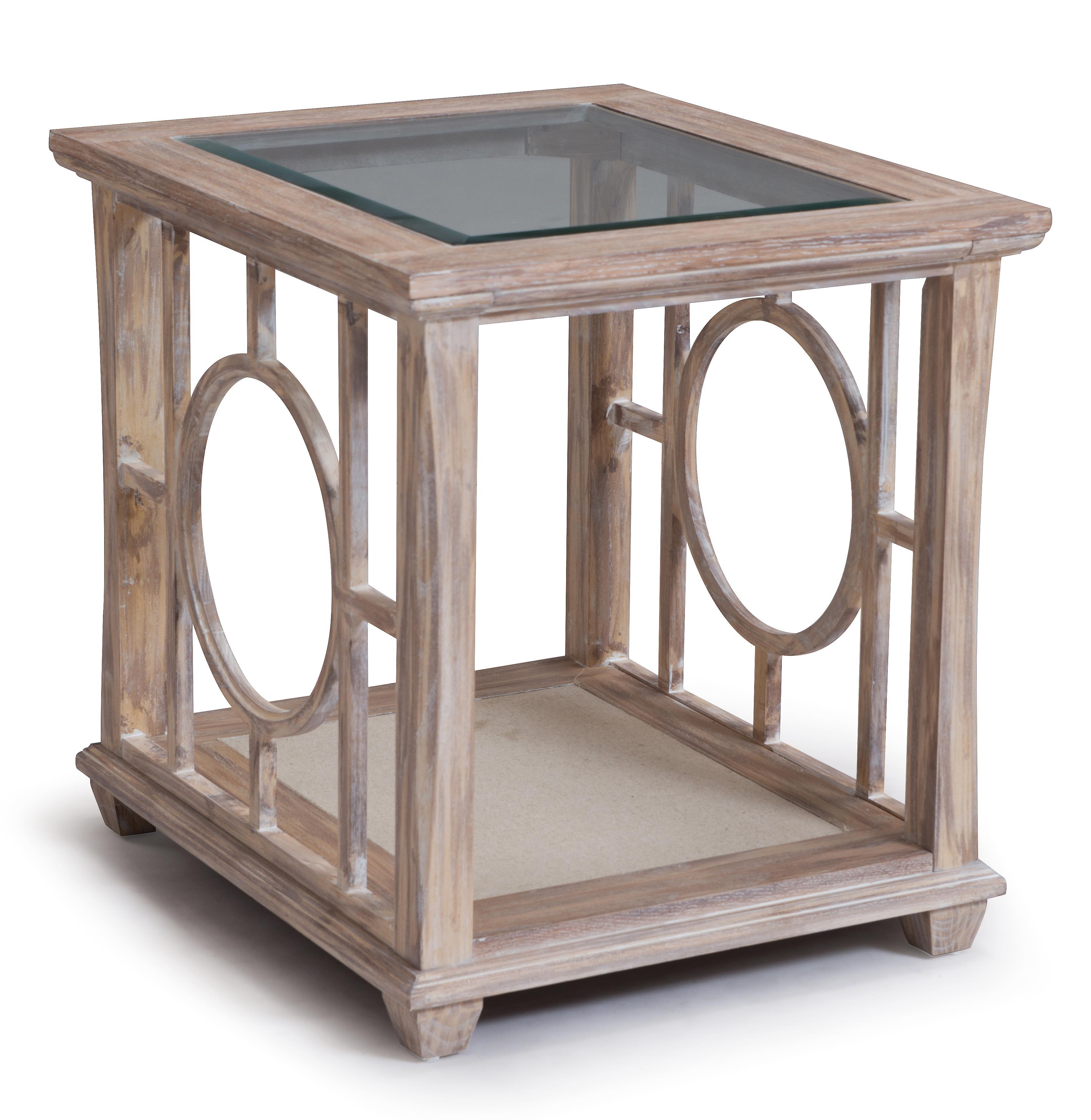 Magnussen Home Lana End Table - Item Number: T3045-03