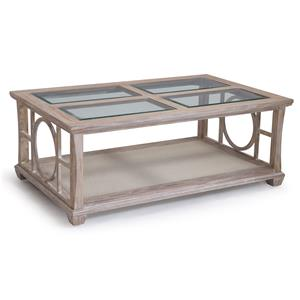 Belfort Select Lana Cocktail Table w/ Casters