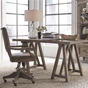 Magnussen Home Lancaster Desk