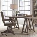Magnussen Home Lancaster Desk - Item Number: H4352-05