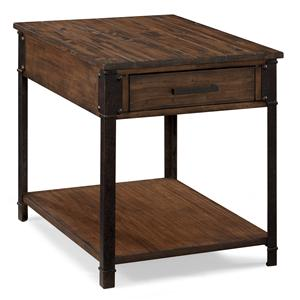 Magnussen Home Larkin Rectangular End Table