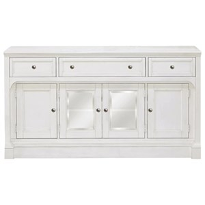 Magnussen Home Laurel Garden TV Console