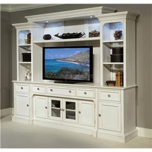Magnussen Home E3272 Laurel Garden Wall Unit