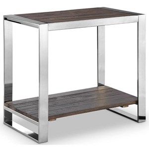 Magnussen Home Lawson Occ Chairside End Table