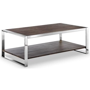 Magnussen Home Lawson Occ Rectangular Cocktail Table