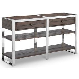 Magnussen Home Lawson Occ Rectangular Sofa Table