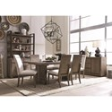 Magnussen Home Granada Hills Casual Dining Room Group - Item Number: D4592 Dining Room Group 1