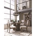 Magnussen Home Granada Hills Casual Dining Room Group - Item Number: D4592 Dining Room Group 4