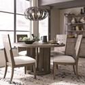 Magnussen Home Granada Hills 5 Piece Dining Set - Item Number: D4592-22+4x62