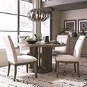 Magnussen Home Granada Hills 5 Piece Dining Set - Item Number: D4592-22+4x63