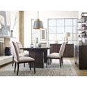 Magnussen Home MacArthur Terrace  Casual Dining Room Group - Item Number: D4593 Dining Room Group 1