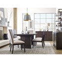 Magnussen Home MacArthur Terrace  Casual Dining Room Group - Item Number: D4593 Dining Room Group 2