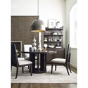 Magnussen Home MacArthur Terrace  Casual Dining Room Group - Item Number: D4593 Dining Room Group 3