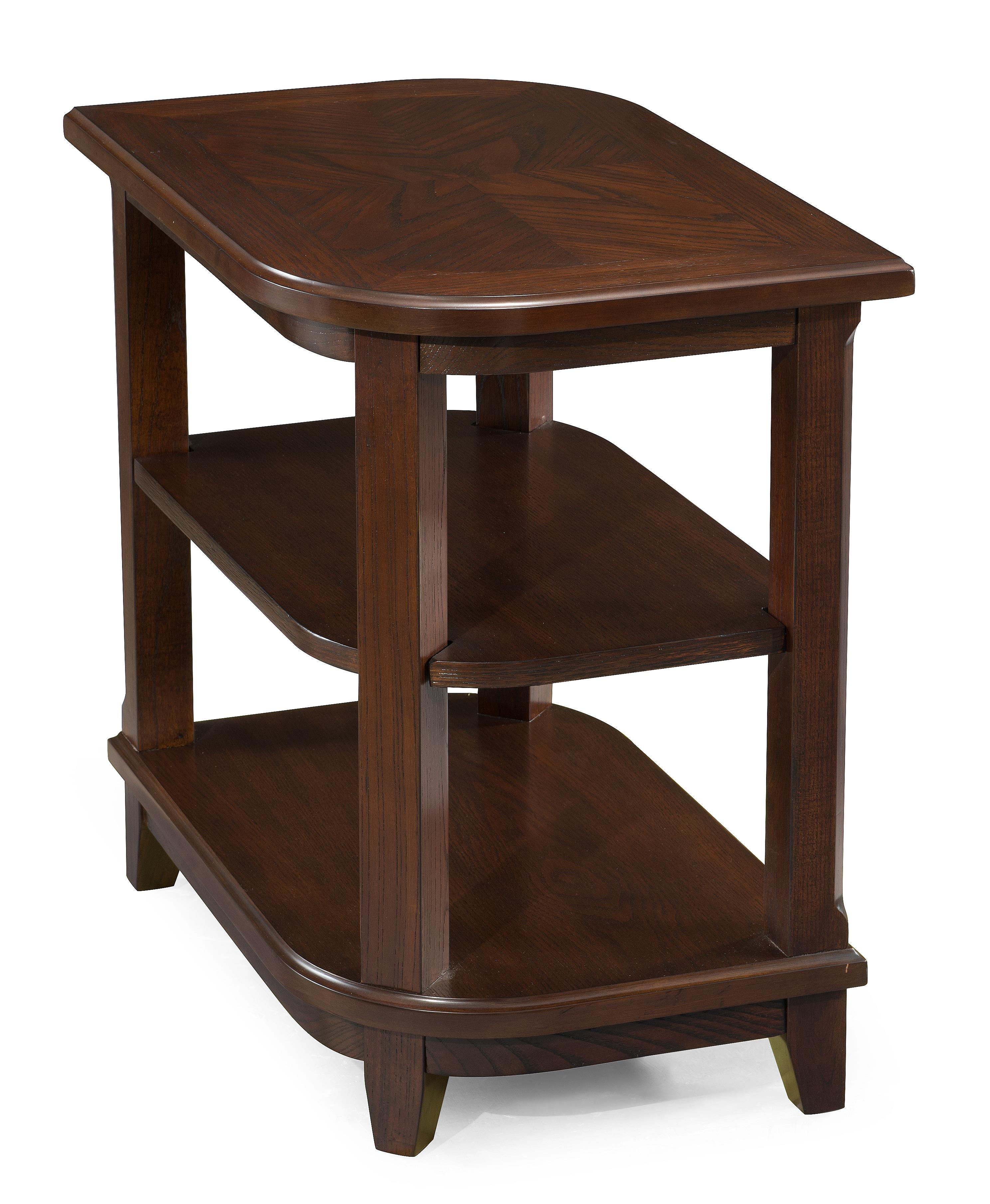 Magnussen Home Madera Rectangular Accent Table - Item Number: T2820-31