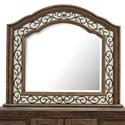 Magnussen Home Durango Shaped Mirror - Item Number: B5133-45