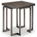 Magnussen Home Millbourne Rectangular End Table - Item Number: T4081-03