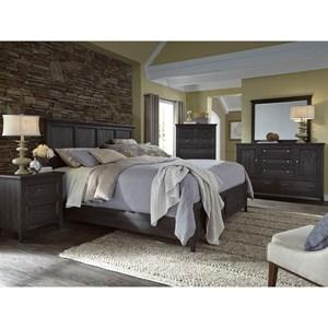 Magnussen Home Mill River Queen Bedroom Group