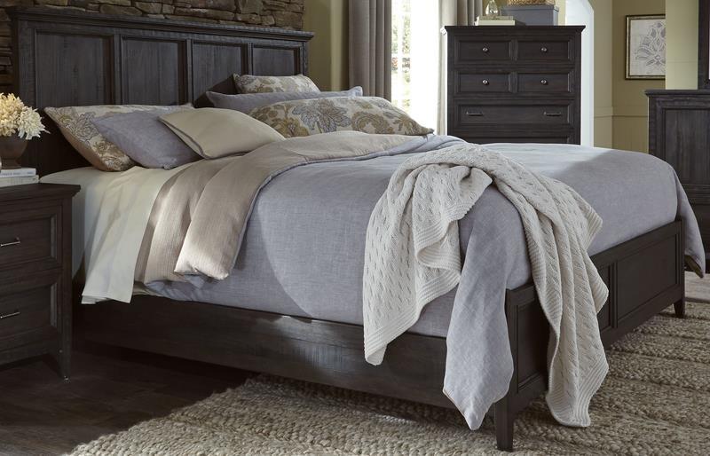 Silver Lake King Bed