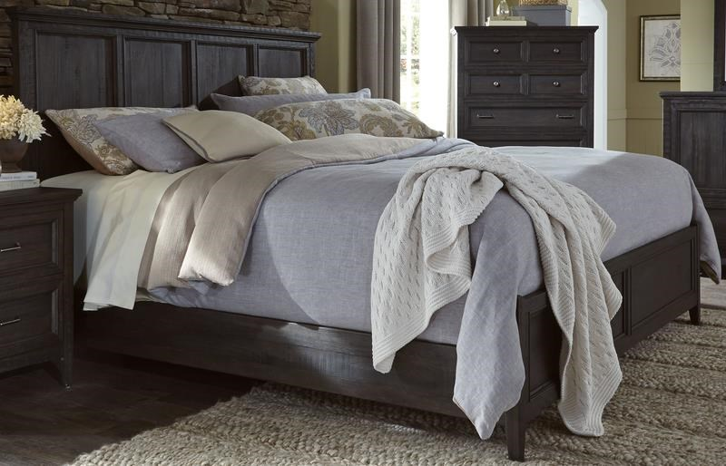 Silver Lake Queen Bed