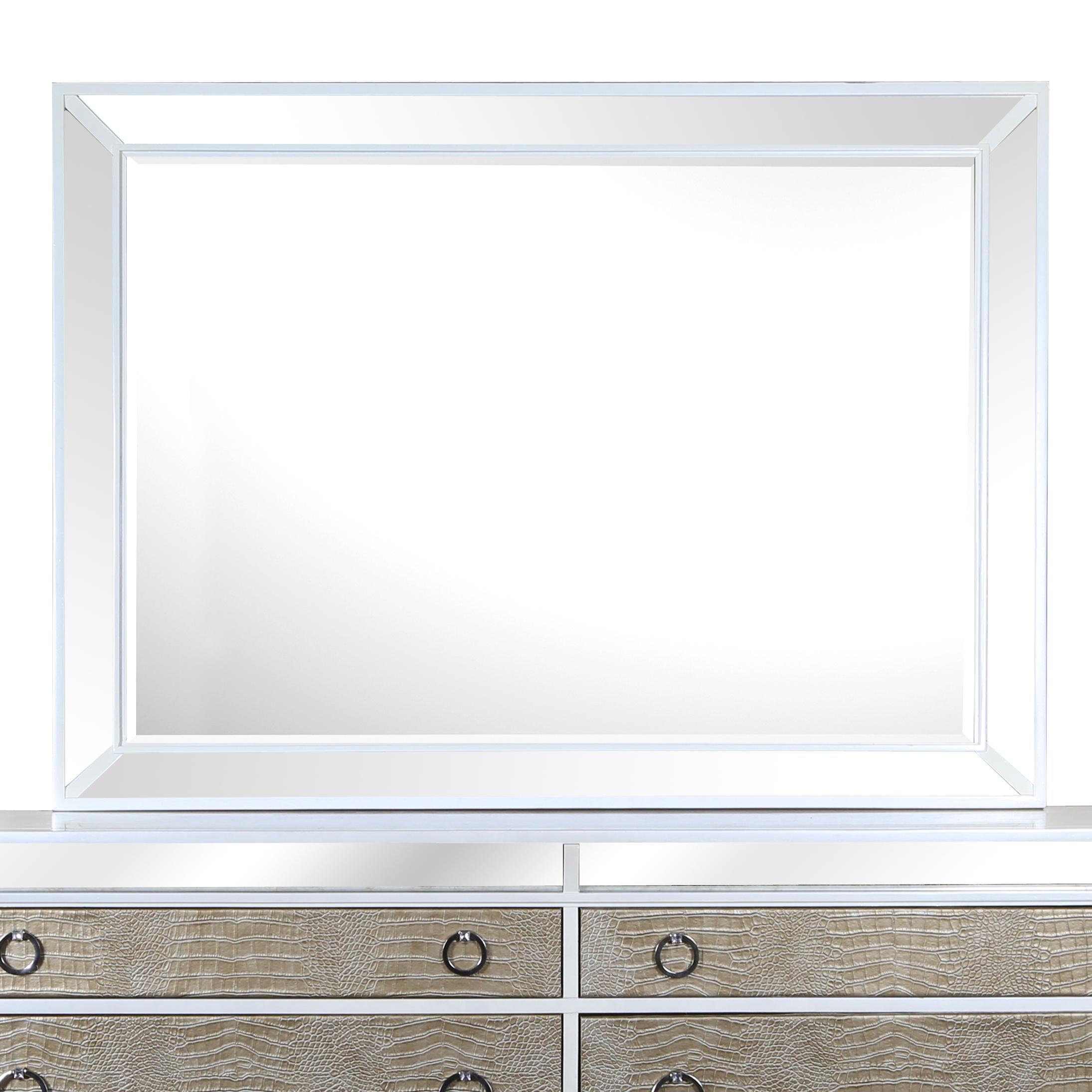 Magnussen Home Monroe Landscape Mirror - Item Number: B2935-40