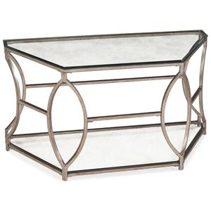 Magnussen Home Nevelson Demilune Sofa Table