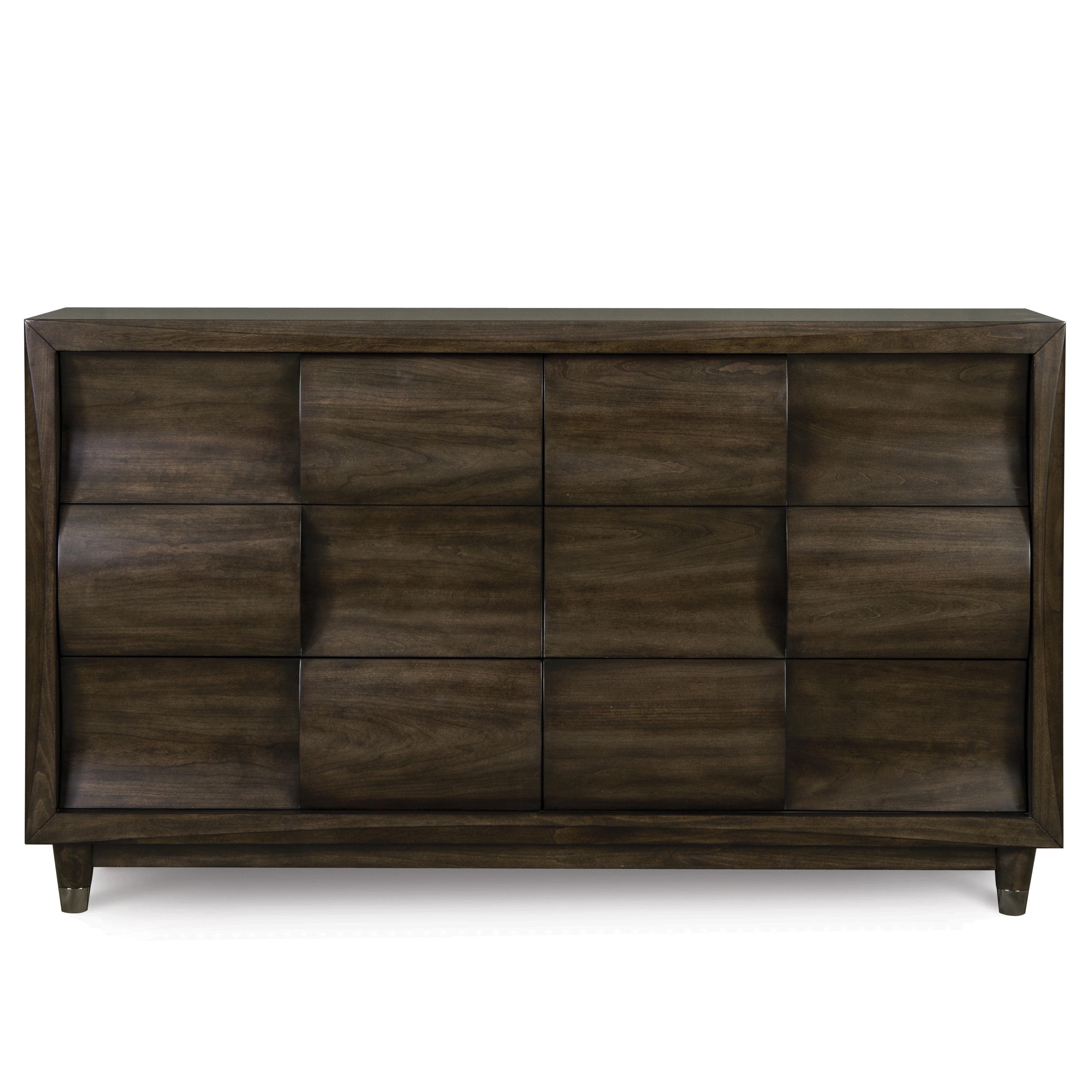 Magnussen Home Noma Drawer Dresser - Item Number: B2640-20