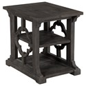 Magnussen Home Norwood MH End Table - Item Number: T4502-03