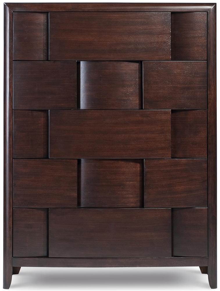 Magnussen Home Nova Five Drawer Chest - Item Number: B1428-10