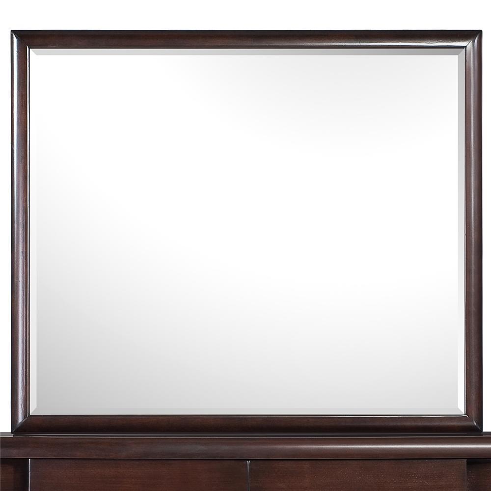 Magnussen Home Nova Landscape Mirror - Item Number: B1428-40
