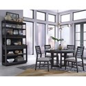 Magnussen Home Wentworth Villiage Casual Dining Room Group - Item Number: D4995 Dining Room Group 1