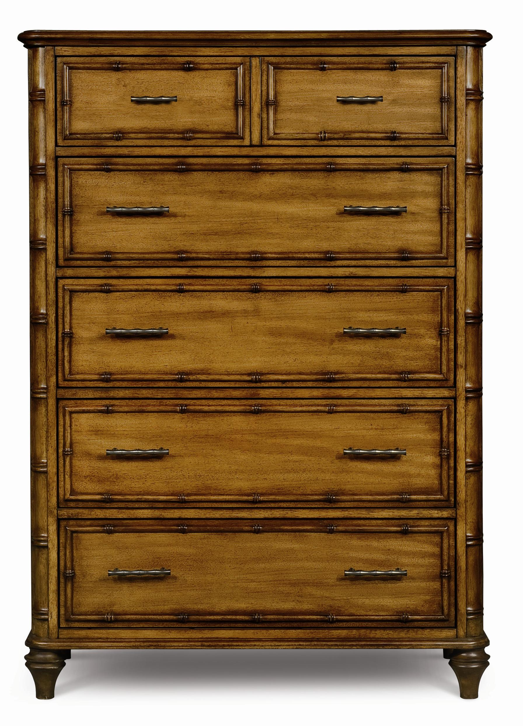 Magnussen Home Palm Bay Drawer Chest - Item Number: B1469-10