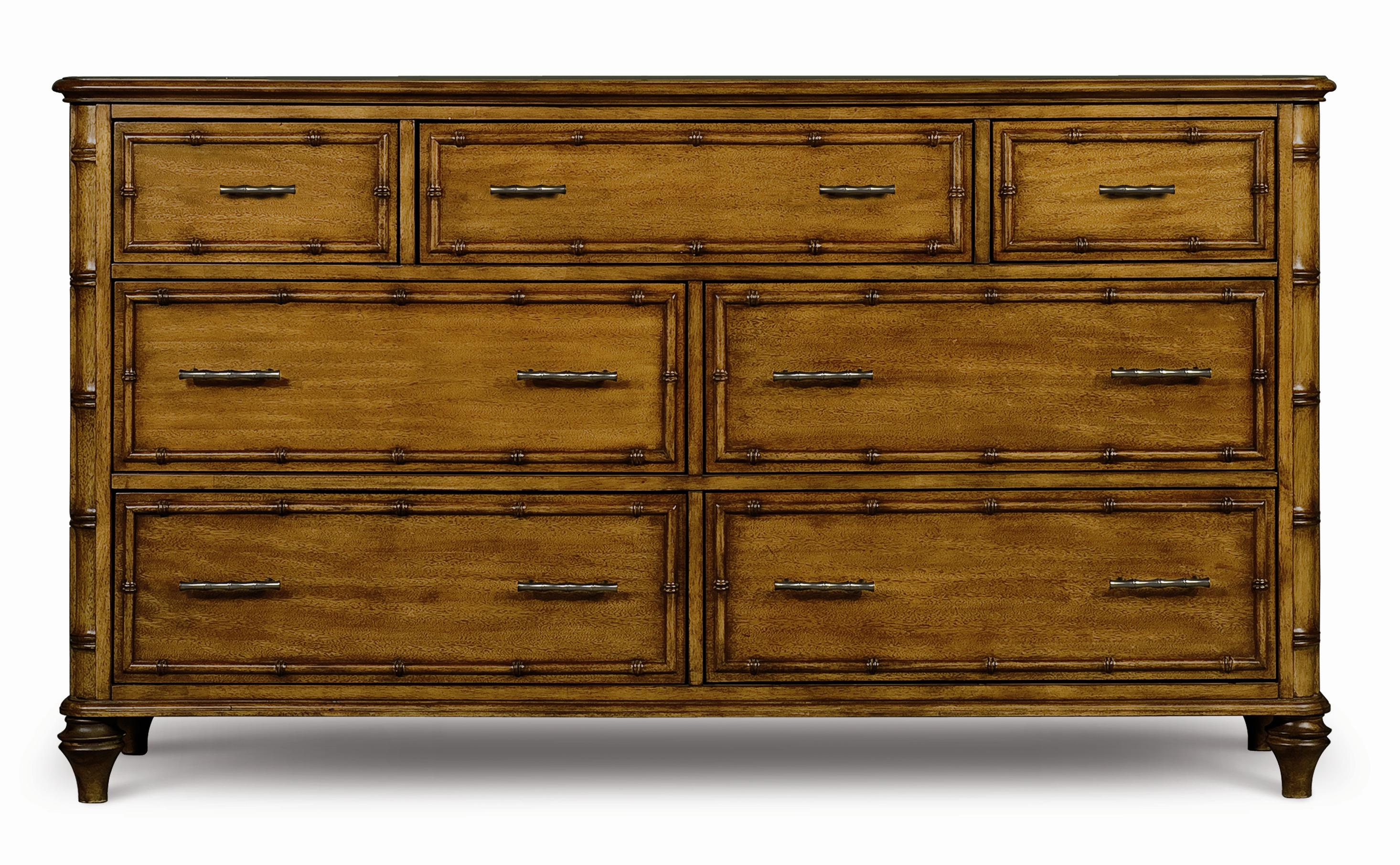 Magnussen Home Palm Bay Drawer Dresser - Item Number: B1469-20