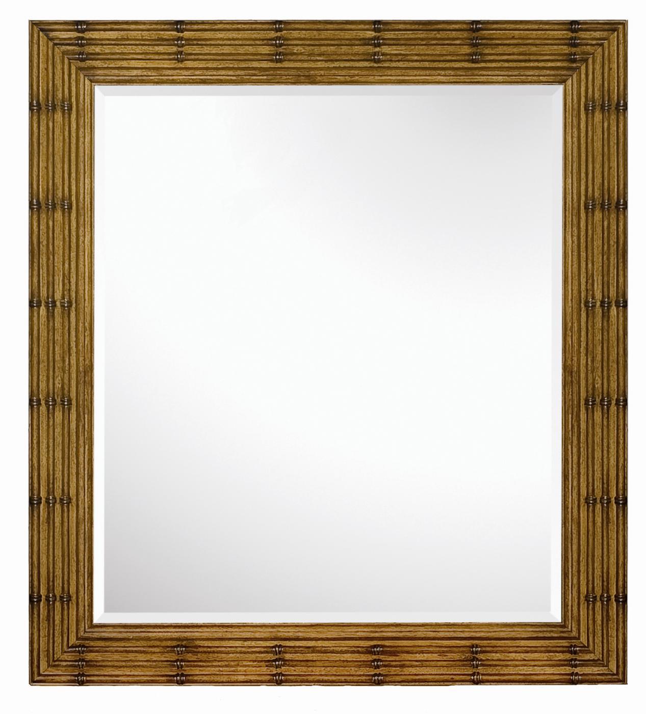 Magnussen Home Palm Bay Landscape Mirror - Item Number: B1469-40