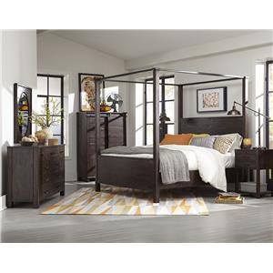 Magnussen Home Pine Hill Queen Bedroom Group 2