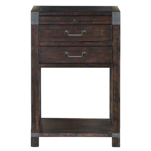 Belfort Select Pine Hill Open Nightstand