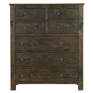 Magnussen Home Pine Hill Drawer Chest