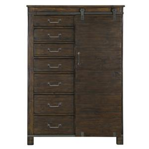 Belfort Select Pine Hill Door Chest
