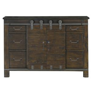 Belfort Select Pine Hill Media Chest
